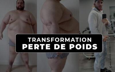 Interview Antoine (perte de poids)